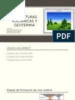 Estructuras Volcánicas y Geotermia