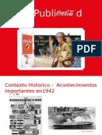 CocaCola Estudio de Publicidad de 1492