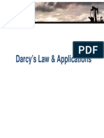 Darcy's Law & Applications