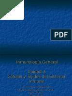 Unidad 3 Organos Sistema Inmune