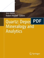 Quartz Deposits, Mineralogy and Analytics