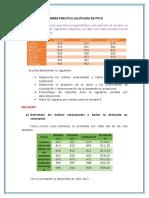 Practica resuelta de Planeamiento Programación y Control de Operaciones ( PPCO) 2.