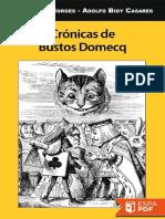 Cronicas de Bustos Domecq - Jorge Luis Borges (6)