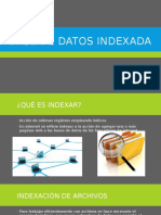 Base de Datos Indexada