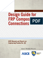 53-ASCE - Design Guide for FRP Composite Connections