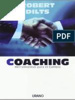 Coaching - Herramientas Para El Cambio - Dilts Robert