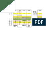 PDF Horario Colegio