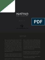 Catalogo Nativo Percusión 2017
