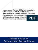 2 Unit Theories of Forwards & Future Pricing - Copy
