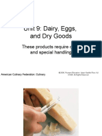 Dairy, Eggs, And Dry Goods