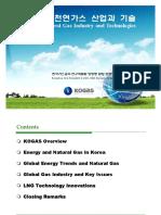 글로벌 천연가스 산업과 기술