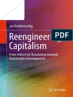 Emblemsvag - Reengineering Capitalism; From Industrial Revolution Towards Sustainable Development (2016)