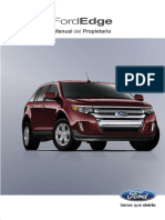 manual de propietario Ford Edge