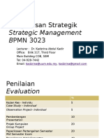 Strategic Management FIRST DAY Feb2017
