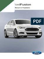 manual de propietario Ford Focus Sedan