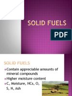 Lecture 4 Solid Fuels