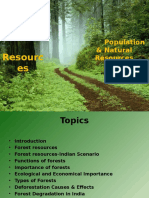 Forest Resources (3)