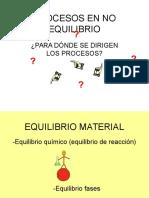Equilibrio Material