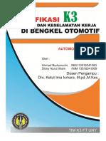 268496674 Implementasi K 3 Di Bengkel Otomotif PDF