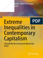 Franzini Et Al - Extreme Inequalities in Contemporary Capitalism; Should We Be Concerned About the Rich (2016)