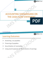 Unit 34_accounting Shenanigans on the Cash Flow Statement_2013(1)
