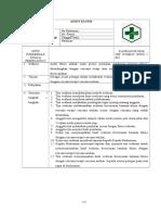 7.4.1 Sop Audit Klinis