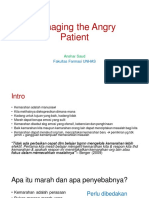 Managing the Angry Patient