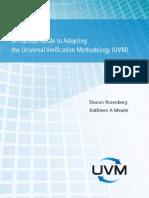 A Practical Guide to Adopting the Universal Verification Methodology (UVM) eBook - Sharon Rosenberg_ Kathleen Meade