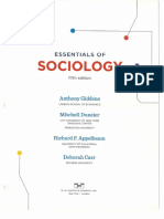 Essentials of Sociology 5th Edition Anthony Giddens