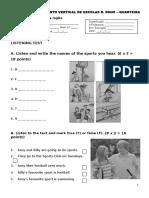 Written Test 4