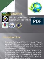 Polygraph (Lie Detector) Pptx