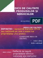 M2-L5-Indicii de Calitate Ai Produselor Și Serviciilor