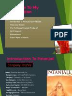 pptonmarketingpatanjali-160128074928
