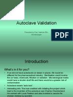 Autoclave Validation Presentation