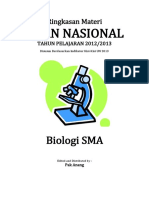 Rangkuman Materi UN Biologi SMA Berdasarkan SKL 2013.pdf
