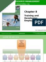 Ch8 Training