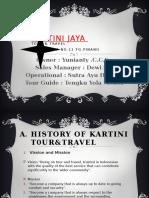 Kartini Jaya Tour N Travel