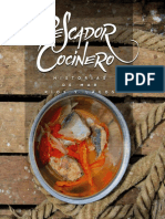 Libro Pescador Cocinero