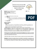 consulta analitica