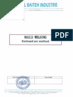 Rail Welding-Arc Method