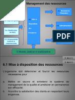 Chap 6 Management Des Ressources