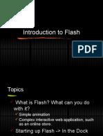 Flash Intro