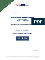 P2020 Internacionalização PME
