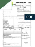 Kvb Bio Data Form