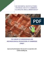 Library of Birmingham Detailed Summary