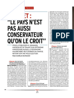Marcel Gauchet Le Pays n'Est Pas Aussi Conservateur Qu'on Le Croit - L'Express 2017 05 10