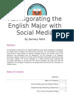 Social Media to Reinvigorate the English Major