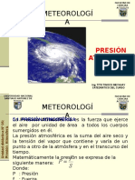 Unidad Didáctica Nº 05 Presión Atmosferica Teoria