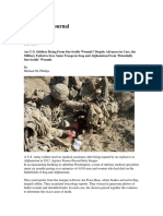 Are US Soldiers Died From Survivable Wounds