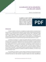 La evaluación de los estudiantes-  una discusion abierta.pdf